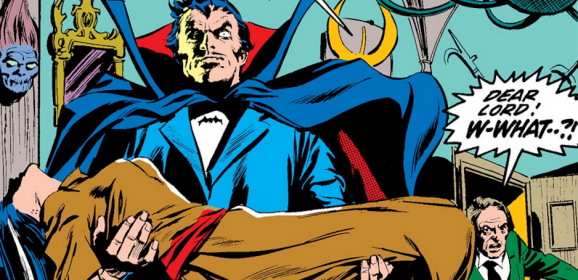 TOMB OF DRACULA to Get First MARVEL MASTERWORKS Edition