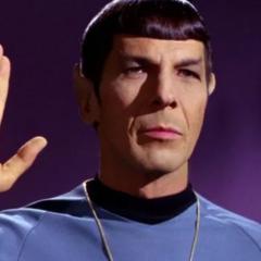 LEONARD NIMOY: He Was Spock