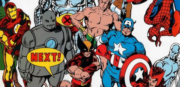 13 MARVEL FANFARE COVERS to Make You Feel Good