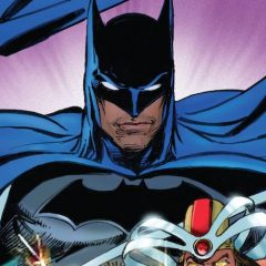 SNEAK PEEK: BATMAN Battles the SON of RA'S AL GHUL, by NEAL ADAMS