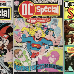 13 DC SPECIAL COVERS to Make You Feel Good