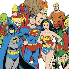 PAUL KUPPERBERG: My 13 Favorite Unpublished DC COMICS Projects