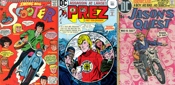 13 CHARACTERS I Wish We Included in DC's WHO'S WHO, by Robert Greenberger