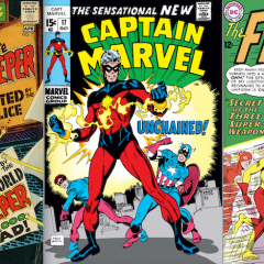 PAUL KUPPERBERG: My 13 Favorite 1960s SUPERHERO COSTUMES