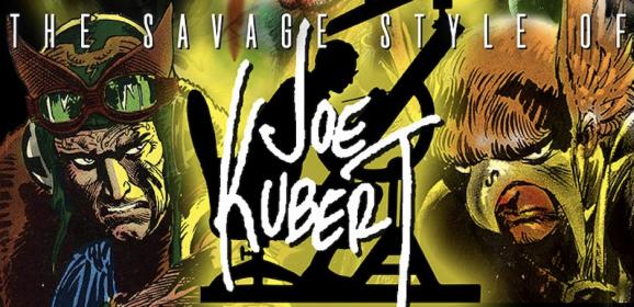 Dig This Groovy Webinar Saluting JOE KUBERT