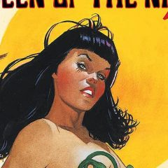 BETTIE PAGE: One of Her Most Popular Comics Is Back In Print