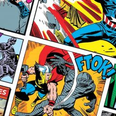 MARVEL Salutes Bronze, Silver Ages in 2022 Calendar