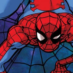 Dig This Groovy Cover Saluting the 1967 SPIDER-MAN Cartoon