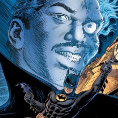 FIRST LOOK: Dig JERRY ORDWAY's BATMAN '89 #1 Variant Cover