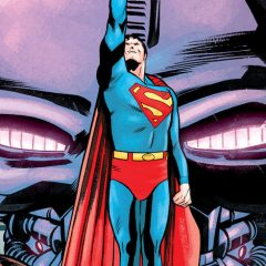 FIRST LOOK: Dig These Covers for SUPERMAN '78 #1