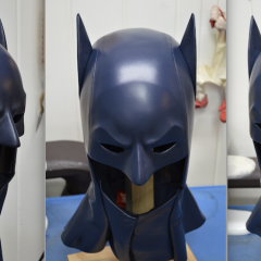 This Is the BATMAN Cowl You've Wanted Your Whole Life