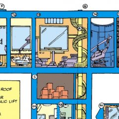 Take a Groovy Tour of TITANS TOWER — Circa 1981