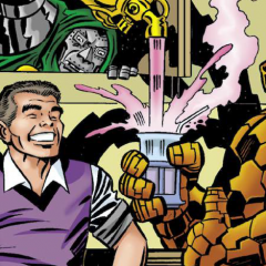 That Time a Teenage LEN WEIN Interviewed JACK KIRBY