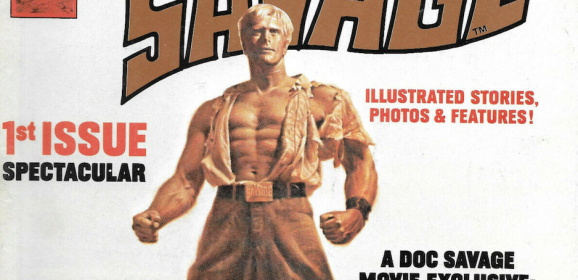 1975's DOC SAVAGE: A Promising Movie Buried Under a Pile of Camp