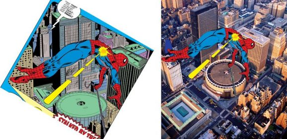 13 Real-Life NEW YORK Landmarks That ROSS ANDRU Tucked Into SPIDER-MAN