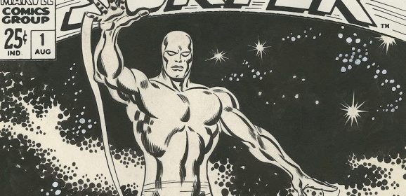 JOHN BUSCEMA's SILVER SURFER Artisan Edition Coming From IDW
