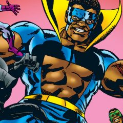 From GOLIATH TO LUKE CAGE: Classic Black Superheroes Get Much Deserved Spotlight