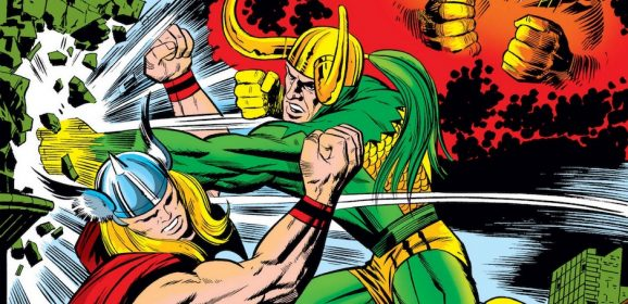 Dig These 13 LOKI COVERS by JACK KIRBY
