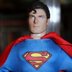 The CHRISTOPHER REEVE Mego-Style Figure That SUPERMAN Fans Need