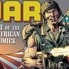 OUR ARTISTS AT WAR: Tribute to KUBERT, KIRBY and More Coming This Fall