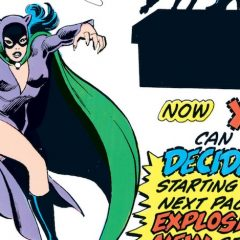 Dig This Obscure CATWOMAN Bronze Age House Ad — And What It Led To