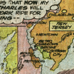 THE ATLAS OF THE DC UNIVERSE: Paul Kupperberg Reveals 13 FASCINATING FACTS