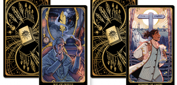THE LITERARY TAROT: Second Wave of Creators Features More Top Writers