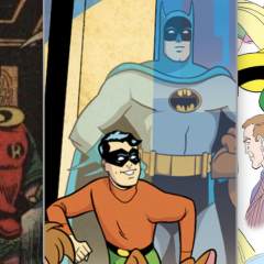 DC Teases Return of BRUCE WAYNE as ROBIN — Sort Of