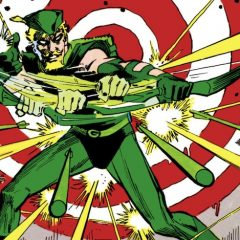 13 COVERS: A GREEN ARROW 80th Anniversary Salute
