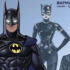 BATMAN '89 #1: JOE QUINONES' Variant Gives You First Full Look at ROBIN