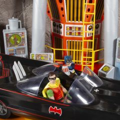 Dig This INSIDE LOOK at the McFarlane Toys 1966 BATCAVE