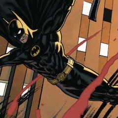 Finally! Dig this FIRST INSIDE LOOK at BATMAN '89 #1