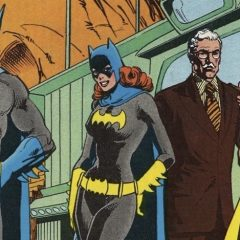 DICK GIORDANO's BATMAN Pin-Up: The Poster That Should Have Been