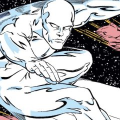 Soar the Spaceways With This History of SILVER SURFER in the Bronze Age