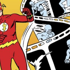 65 YEARS: Celebrating THE FLASH's Anniversary — and the Birth of the SILVER AGE