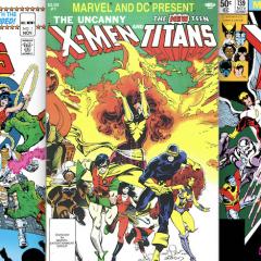 COMIC BOOK DEATH MATCH: New Teen Titans vs. Uncanny X-Men