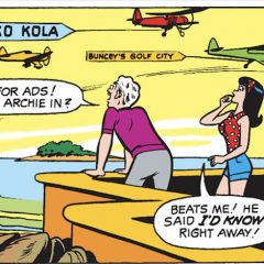 Hit the Beach With This Rare 1968 ARCHIE Story