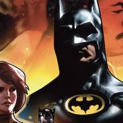 BATMAN '89 #1: Groovy New Variant Cover Raises Intriguing Mysteries