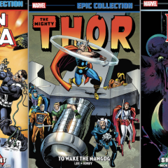 Marvel to Re-Release Major EPIC COLLECTIONS This Winter