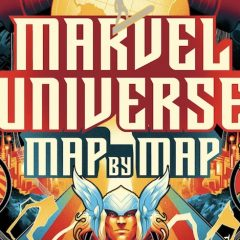 Illustrated Atlas of the MARVEL UNIVERSE Coming This Fall