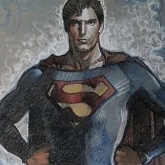 DREW STRUZAN's Lovely SUPERMAN '78 Painting Should Be a Variant Cover
