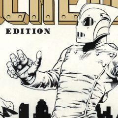 DAVE STEVENS' ROCKETEER Artist's Edition to Get 40th Anniversary Re-Release