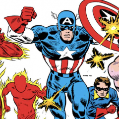 Marvel's INVADERS OMNIBUS Coming in 2022 — Finally