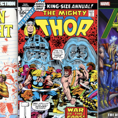 Classic THOR, MOON KNIGHT Lead Marvel's Spring 2022 EPIC COLLECTIONS