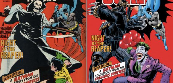 Dig NEAL ADAMS' BATMAN #237-Inspired Variant Cover for THE JOKER #6