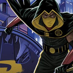 BATMAN '89 #4 Cover Gives First, Detailed Look at ROBIN — IN COLOR
