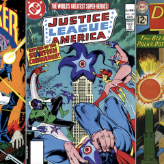 13 COVERS: The Goofball Antiheroes of THE SUICIDE SQUAD