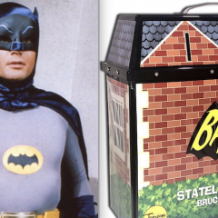 FIRST LOOK: The BATMAN '66 WAYNE MANOR Playset You've Waited Decades For