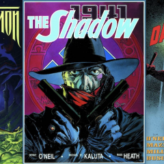 PAUL KUPPERBERG: My 13 Favorite DENNY O'NEIL Books — Comics and Prose