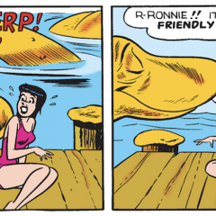 Grab Your Swimsuit and Dive Into This Rare 1961 BETTY AND VERONICA Story